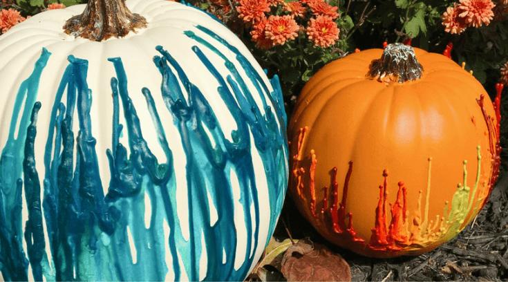 What does a teal pumpkin mean?
