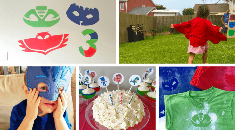 13 PJ Masks birthday party ideas that will make your party amazing