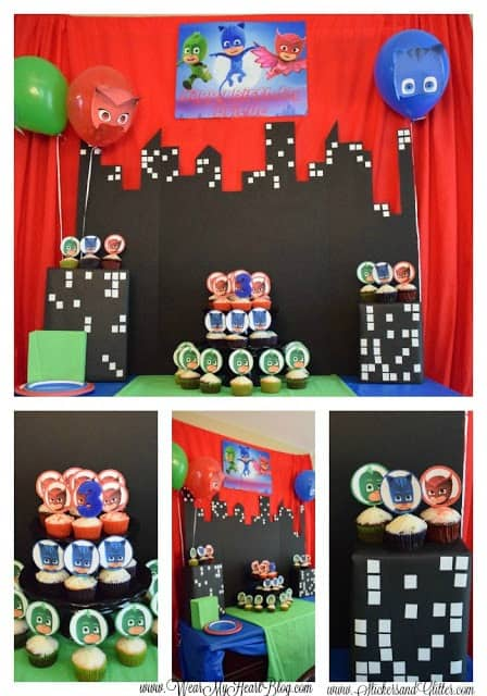 13 pj masks birthday party ideas that will make your party