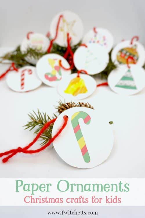 3 Easy Classroom Christmas Ornament Crafts Made With 1