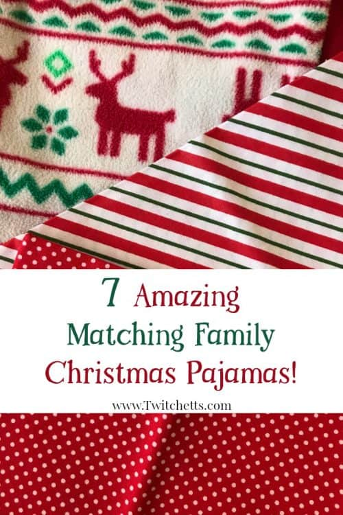 You need to check out these amazing matching family Christmas pajamas. They are the comfiest new holiday tradition!