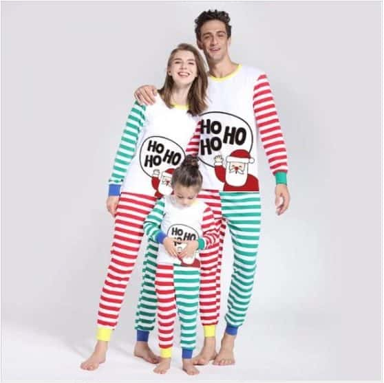 7 best matching family Christmas pajamas you ll absolutely want this ... e20609fb2791