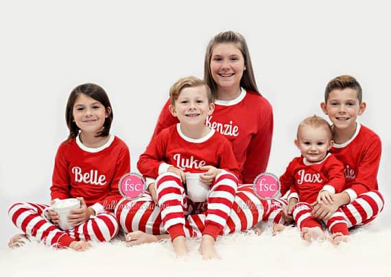 Christmas Pjs For Family