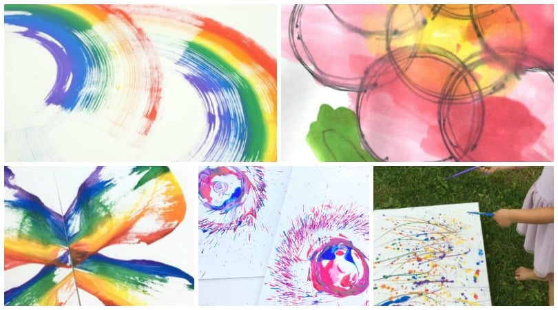 A Collection of Art Projects for Kids