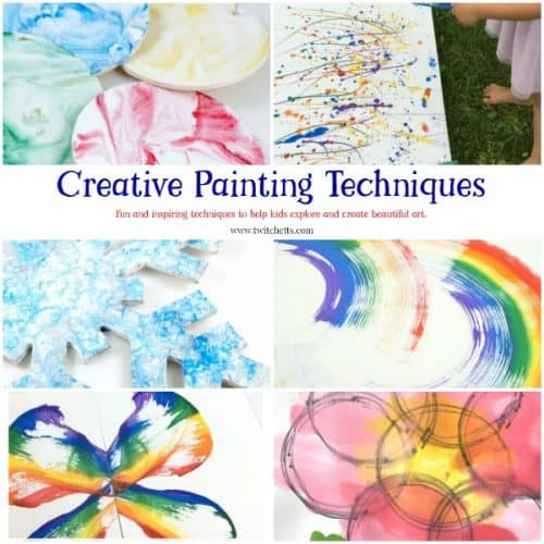15 Amazing Creative Painting Art Project Ideas For Kids
