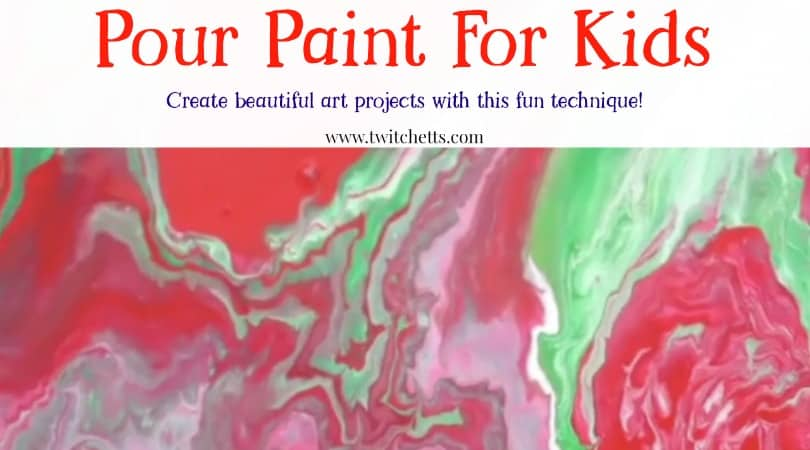 Pour Painting Projects And Supplies For Kids And Beginners