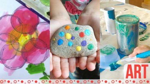 Art projects for kids of all ages. #artprojectsforkids #art #twitchetts