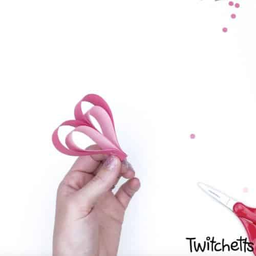 homemade heart wand diy