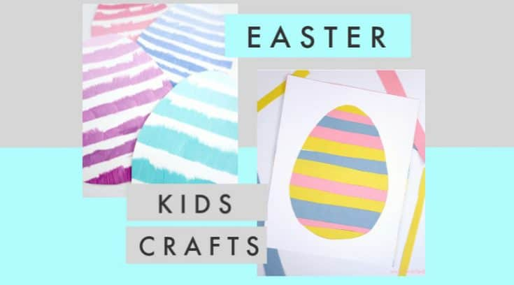 10 fun Easter crafts for kids
