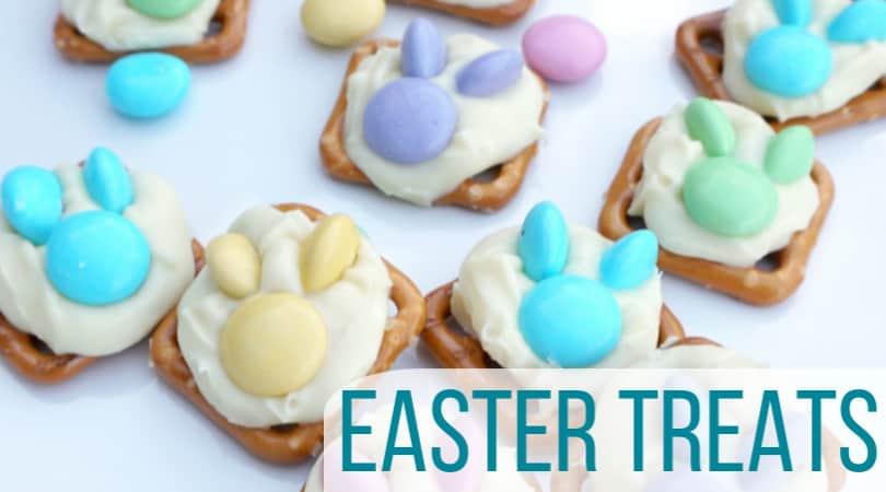 32 Easy Easter treats that kids can help make