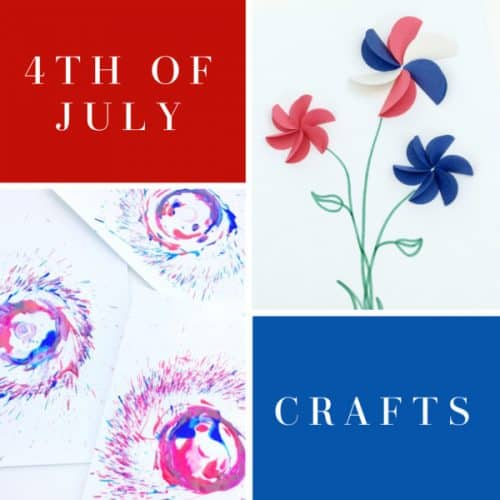 4th of july crafts for kids #twitchetts