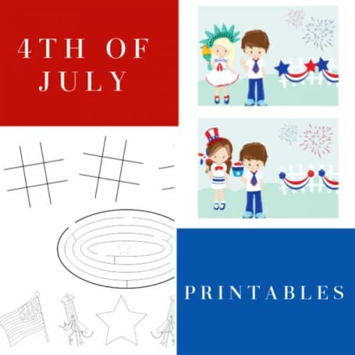 4th of july printables for kids #twitchetts
