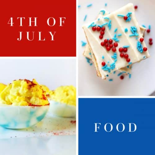 fourth of july food ideas #twitchetts