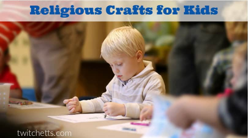 7 easy religious crafts that are perfect for Sunday School and VBS