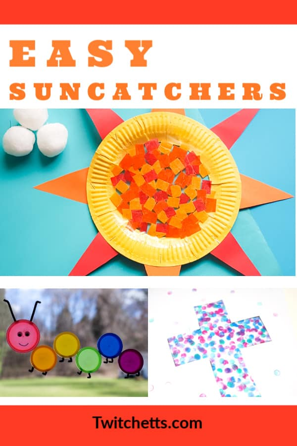 Suncrafter crafts for preschool kids and kids of all ages. #twitchetts