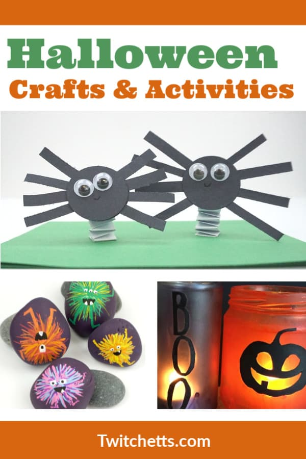 halloween activity ideas for preschoolers