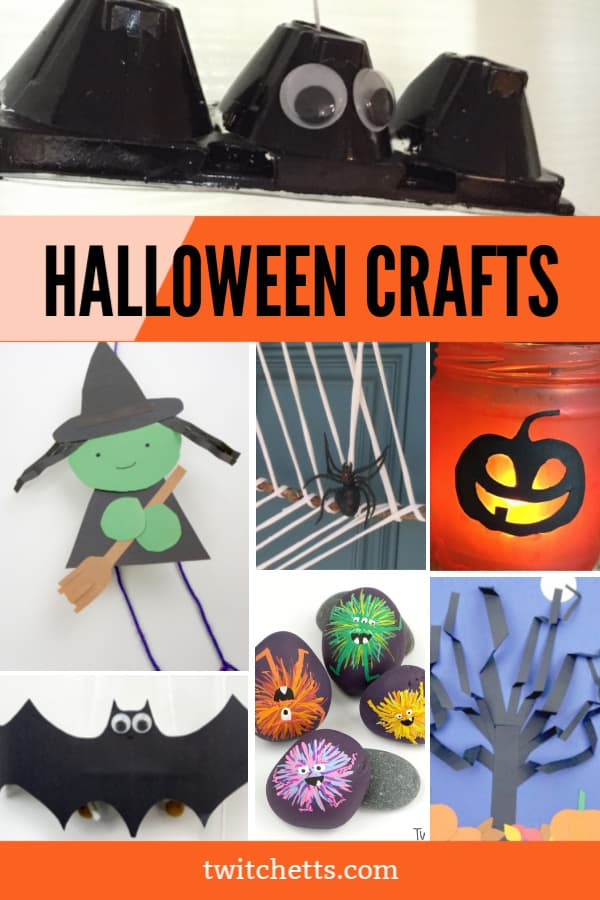 halloween craft ideas for 5 year olds