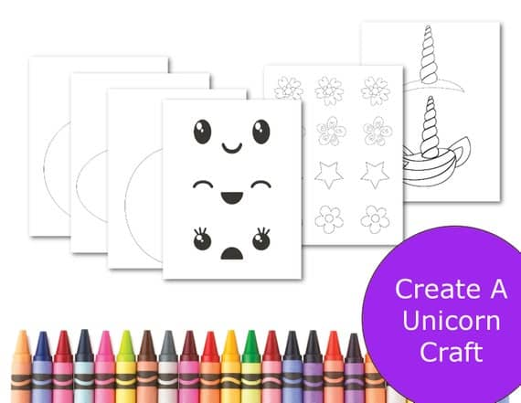 Create a unicorn activity