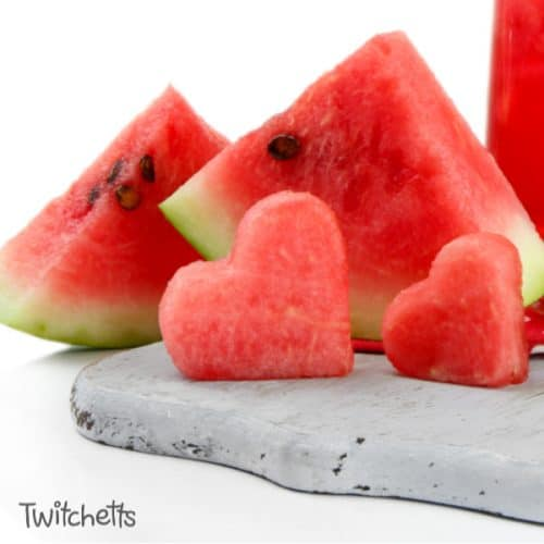 Watermelon red colour fruits