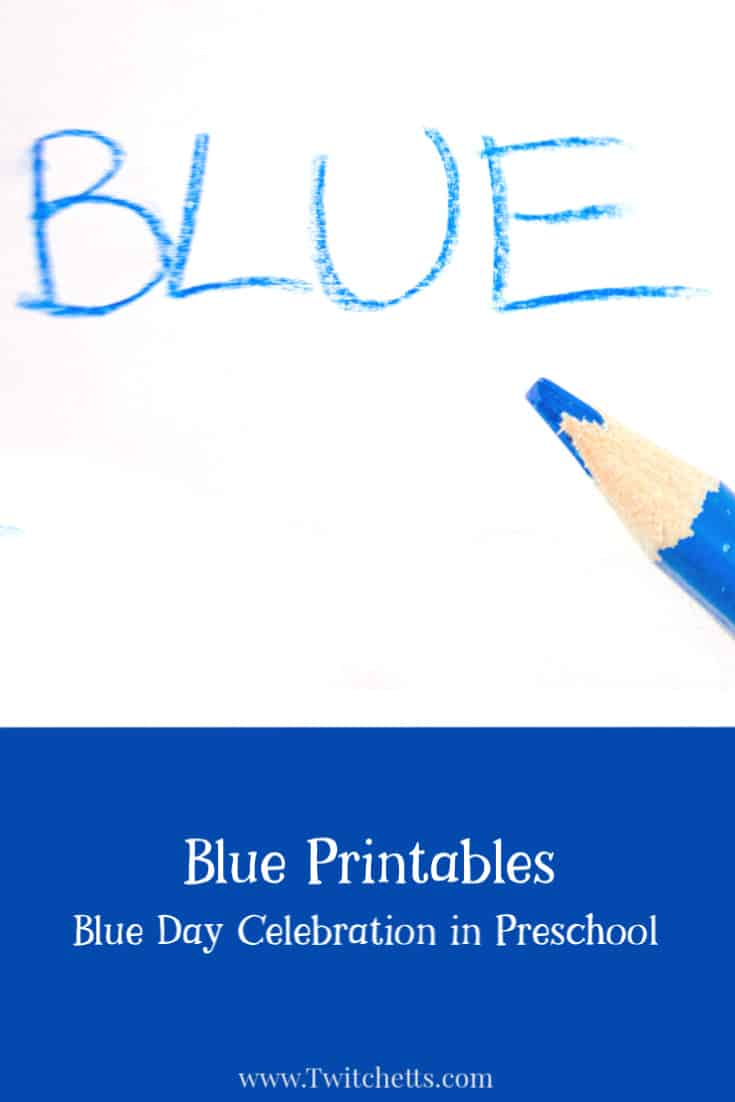 This collection of color blue worksheets for preschool are designed to help your 4-year-old learn about the primary color, blue. From fun printable games to simple coloring pages. It's a great resource for your blue day activities.