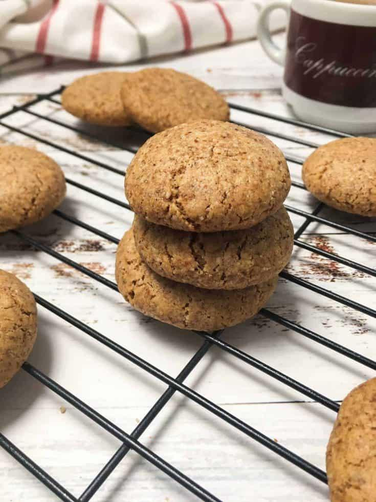 Vegan Almond Flour Cookies