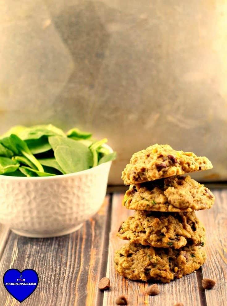Award-Winning Healthy Chocolate Chip Cookies