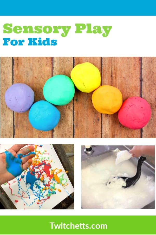 These sensory activities are a great way to have the kids be busy and also having fun. Before you spend hours searching for loads of fun ideas, check out these great kid-friendly activities here. There are so many great ideas to keep the kiddos entertained.  #twitchetts #sensory