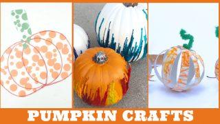 Images of pumpkin crafts